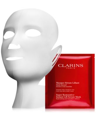 Super Restorative Instant Lift Serum Mask, 5-Pk.
