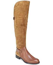Naturalizer January Wide-Calf Over-The-Knee Boots