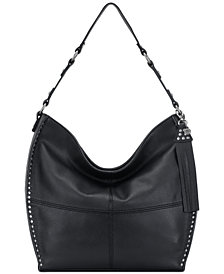 The Sak Silverlake Leather Hobo, Created for Macy's