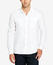 WILLIAM RAST Men's Dual-Pocket Shirt