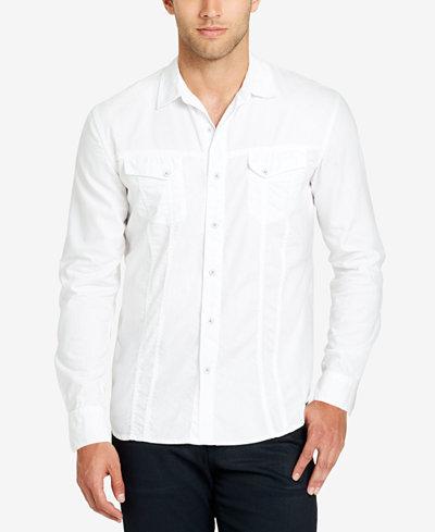 WILLIAM RAST Men's Dual-Pocket Shirt