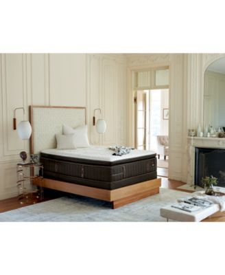 Reserve No. 01  Luxury Ultra Plush Euro Pillow Top Mattress- Twin XL, Created for Macy's