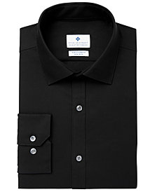 Ryan Seacrest Distinction™ Men's Ultimate Extended Sizing Slim-Fit Non-Iron Performance Stretch Dress Shirt, Created for Macy's
