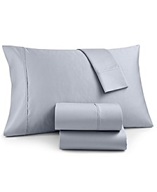 Marlow 4-Pc King Sheet Set, 1800 Thread Count Cotton Blend
