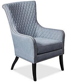 Heston Accent Chair, Quick Ship