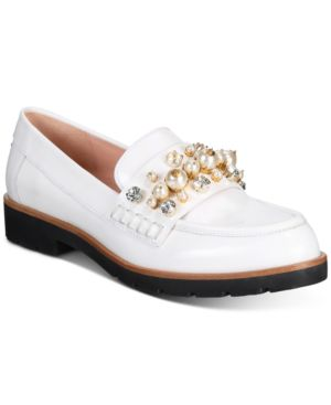KARRY TOO STUDDED LOAFERS