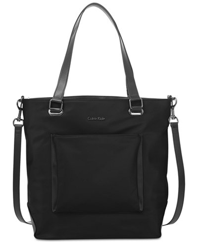 Calvin Klein Collaboration Large Nylon Tote