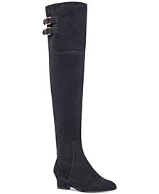 Nine West Jaen Over-The-Knee Boots