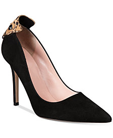 kate spade new york Lina Pointed-Toe Pumps