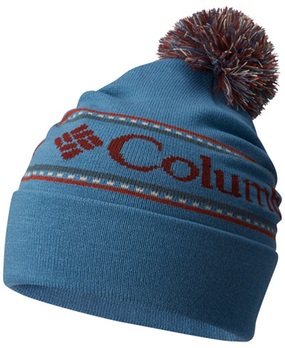 Columbia Men's Logo Beanie