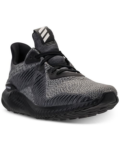 brand new 06a67 2f349 ... adidas Womens AlphaBounce HPC AMS Running Sneakers from Finish ...