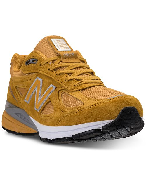 reputable site a440f f1ec7 New Balance Men's 990 V4 Running Sneakers from Finish Line ...