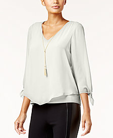 Evening Tops Shop For And Buy Evening Tops Online Macy S