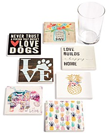 Mix & Match Individual Coaster Collection