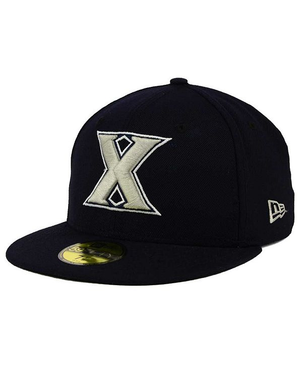 New Era Xavier Musketeers AC 59FIFTY Fitted Cap