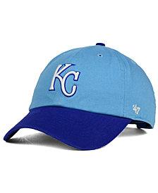 '47 Brand Kansas City Royals Core CLEAN UP Cap