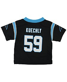 Nike Luke Kuechly Carolina Panthers Game Jersey, Infants (12-24 Months)