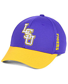 Top of the World LSU Tigers Booster 2Tone Flex Cap