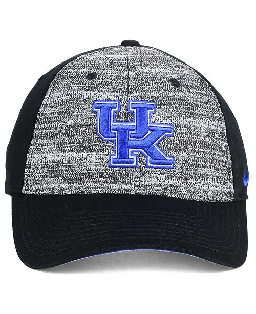 super popular 9d24b 0085f ... discount code for nike kentucky wildcats h86 heathered cap sports fan  shop by lids men macys
