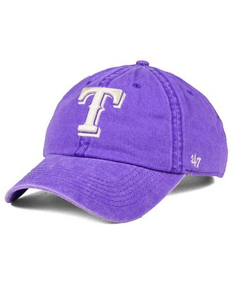 '47 Brand Texas Rangers Summerland CLEAN UP Cap