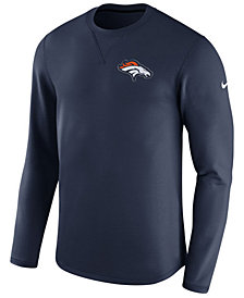Nike Men's Denver Broncos Modern Crew Top
