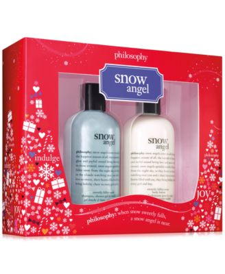 philosophy 2-Pc. Snow Angel Gift Set - Gifts & Value Sets - Beauty ...