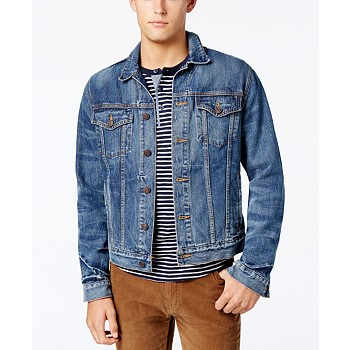 Tommy Hilfiger Denim Men's Classic Denim Jacket