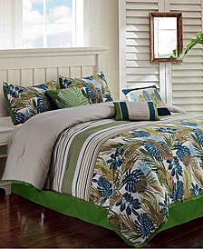 CLOSEOUT! Oliana 7-Pc. Comforter Sets