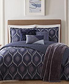 Jennifer Adams Home Basti 7-Pc. Full/Queen Comforter Set