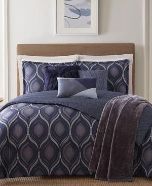 Jennifer Adams Home Basti 7Pc FullQueen Comforter Set Bedding