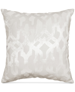 Hallmart Collectibles 18 Square Cut Velvet Decorative Pillow Bedding