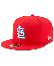 New Era Boys' St. Louis Cardinals Players Weekend 59FIFTY Fitted Cap