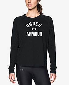 Under Armour Charged Cotton® Long-Sleeve T-Shirt