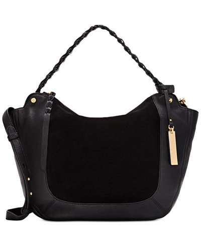 Vince Camuto Luela Small Shoulder Bag, Created for Macy's