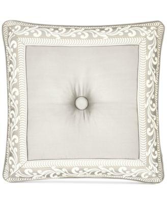 """Le Blanc 20"""" Square Decorative Pillow"""