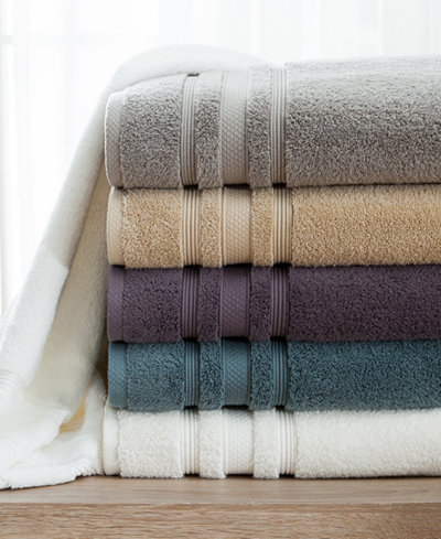 Charisma Luxe Cotton Bath Towel Collection