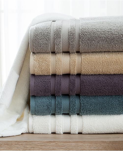 Charisma CLOSEOUT! Luxe Cotton Bath Towel Collection