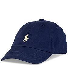 Ralph Lauren Baby Boys Classic Sport Cap