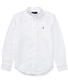 Ralph Lauren Big Boys Blake Oxford Shirt