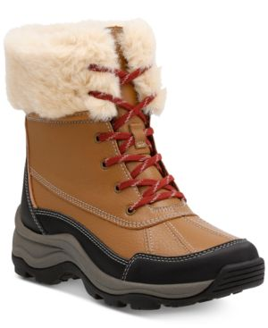 WOMEN'S MAZLYN ARCTIC COLD-WEATHER BOOTS WOMEN'S SHOES