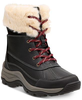 Clarks Women's Mazlyn Arctic Cold-Weather Boots