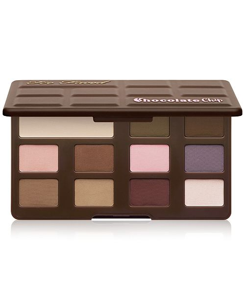 Too Faced Chocolate Chip Matte Eye Shadow Palette