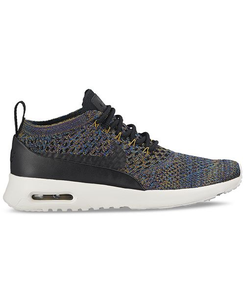 newest collection 482b4 0b010 ... Nike Women s Air Max Thea Ultra Flyknit Running Sneakers from Finish  Line ...