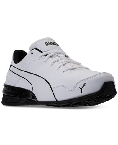 puma men's super levitate running sneakers from finish