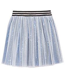 Kandy Kiss Sequin Skater Skirt, Big Girls