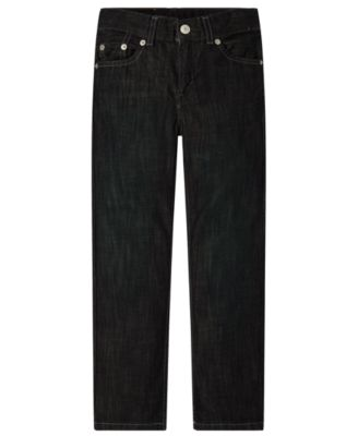 Image of Levi's® 514 Straight Fit Jeans. Little Boys (4-7)