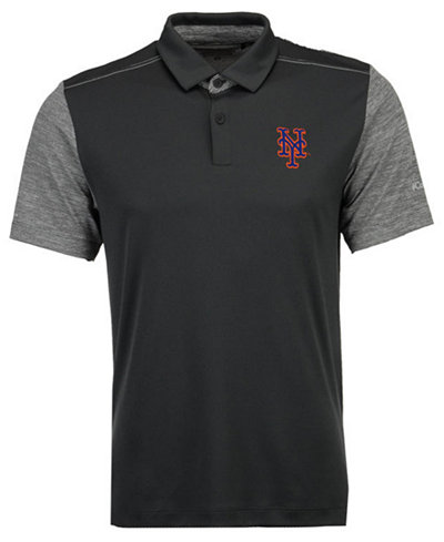 Columbia Men's New York Mets Omni-Wick Forged Polo