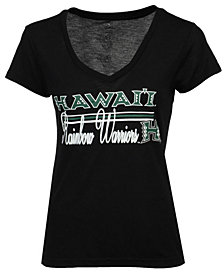 Colosseum Women's Hawaii Warriors PowerPlay T-Shirt