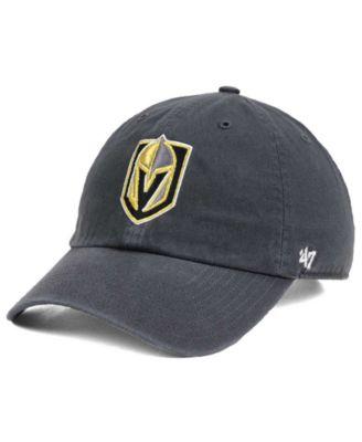 CLOSER Las Vegas Golden Knights 47 Brand Relaxed Cap