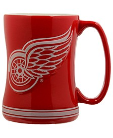 Detroit Red Wings 15 oz. Relief Mug